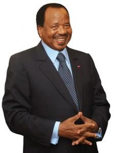 Cameroun president 2