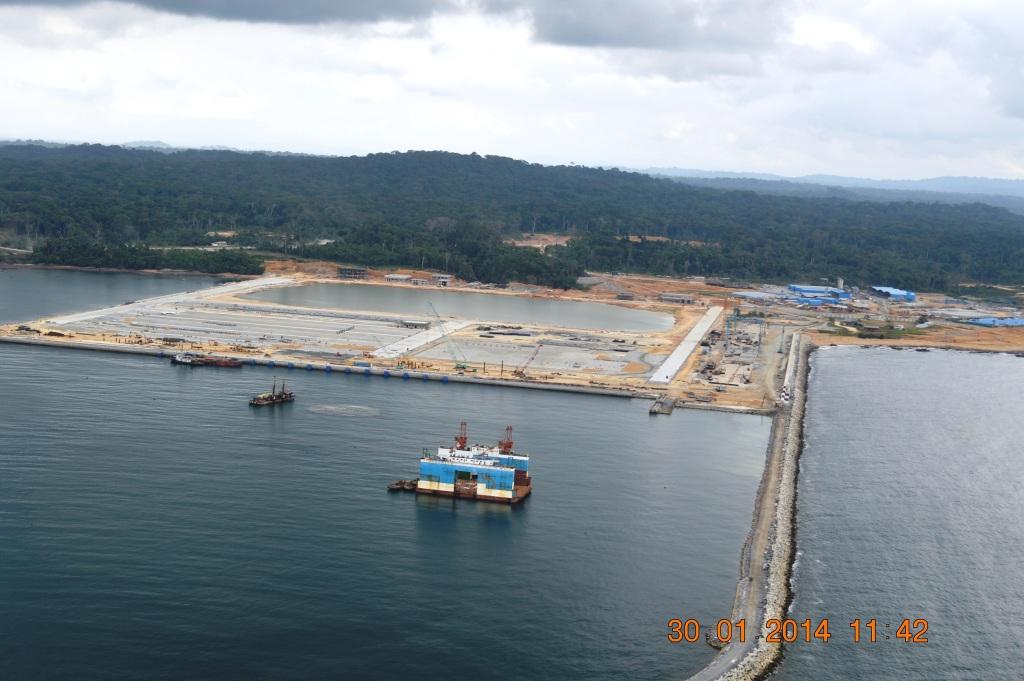 Kribi Deep Port Project