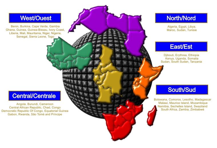 Africa_Regions