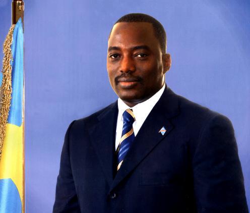 DRC Président  Joseph KABILA