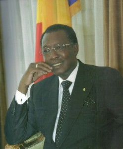 Chad President Idriss DEBBY ITNO
