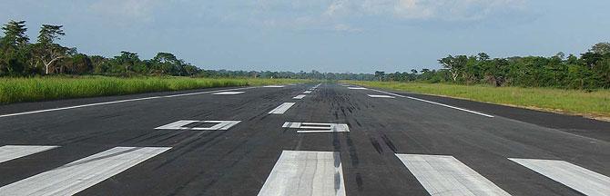 Congo Airport