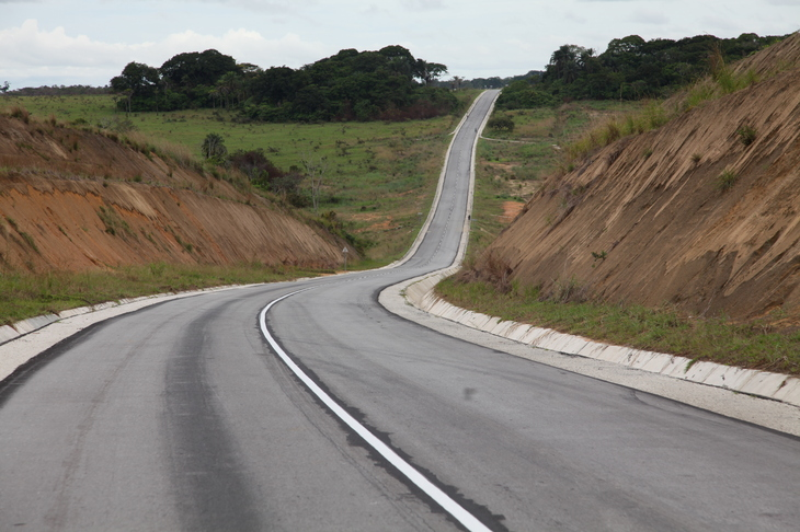 Congo Brazzaville infrastructures 1