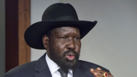 His Excellency Salva Kiir Mayardi