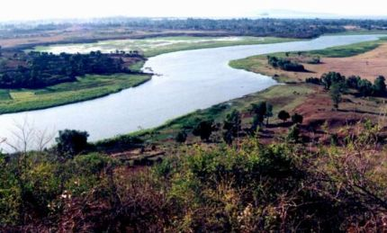 South Sudan River Nile